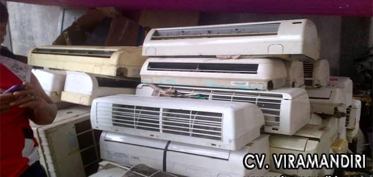 Terima beli AC bekas atau second