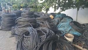 lelang kabel bekas