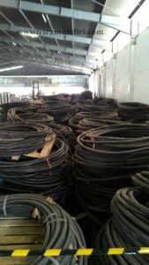pemborong kabel bekas